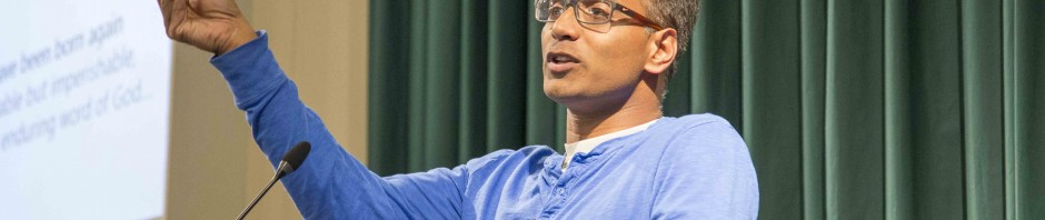 Sandeep Poonen. (Foto: Daniel James)